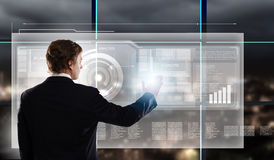 Innovaciones de la tecnología Imagenes de archivo
