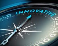 Innovate концепция дела иллюстрация вектора