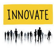 Innovate Innovation Ideas Inspiration Invention Concept Stock Images