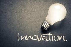 innovatie Stock Foto