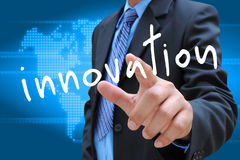 innovatie Royalty-vrije Stock Afbeeldingen