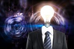 Innovatie en creativiteitconcept Stock Fotografie