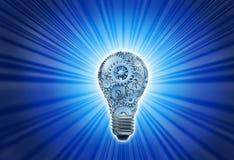 Innovatie en ideeën Royalty-vrije Stock Afbeeldingen