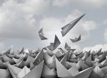 Innovatie en Kans stock illustratie