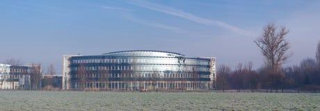 Innovatiecentrum Wiesenbusch Stock Afbeelding