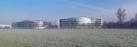 Innovatiecentrum Wiesenbusch Stock Foto