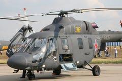 Innovatieve helikopter die ansat-U opleiden Stock Afbeeldingen