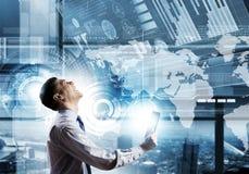 Innovatieve technologieën Stock Fotografie