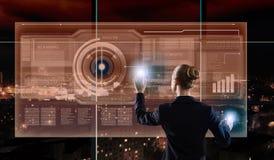 Innovatieve technologieën Royalty-vrije Stock Foto