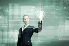 Innovatieve technologieën Royalty-vrije Stock Foto's