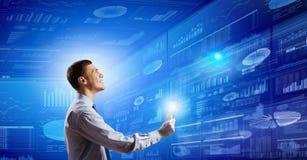 Innovatieve technologieën Stock Afbeeldingen