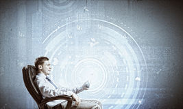 Innovatieve technologieën Royalty-vrije Stock Fotografie