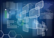 Innovatieve technologieën Stock Foto