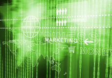 Innovatieve technologieën Royalty-vrije Stock Afbeelding