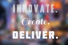 innovation photographie stock