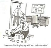Innovation Royaltyfri Bild