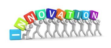Innovation Royaltyfri Fotografi