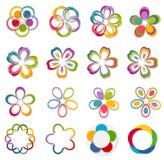 Innovation abstrakt logo Royaltyfria Foton