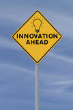 Innovation Ahead Royalty Free Stock Image