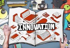 Innovation Change Update Aspiration Goals Stock Photography