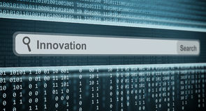 Innovation concept Royalty Free Stock Image
