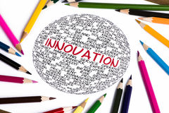 Innovation concept Royalty Free Stock Photos