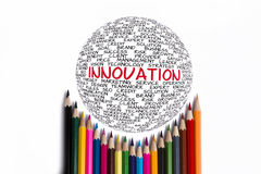Innovation concept Stock Image