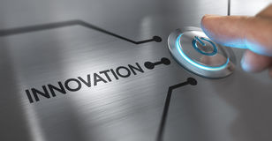 Innovation Concept Royalty Free Stock Images