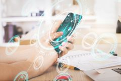 Innovation concept Royalty Free Stock Photography