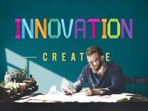 Innovation Creative Design Ideas Imagination Concept Stock Photo