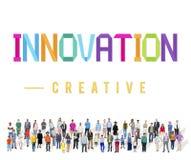 Innovation Creative Design Ideas Imagination Concept Royalty Free Stock Photos