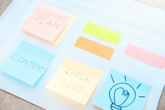 Innovation Creativity inspiration ideas. Concept royalty free stock images