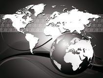 innovation dans des affaires globales illustration de vecteur