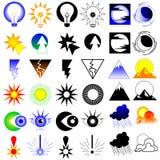 Innovation Design Elements stock illustration