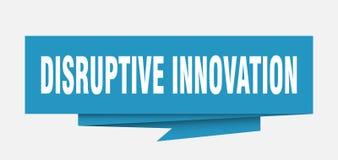 Innovation disruptive illustration de vecteur