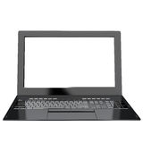 innovation high speed laptop for global Internet technology Royalty Free Stock Photos