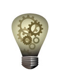 Innovation of idea concept Royalty Free Stock Photo