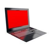 Innovation modern laptop for global Internet technology. High innovation modern laptop for global Internet technology Royalty Free Stock Photo
