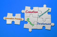 Innovation Process - Leadership Concept Stock Photos