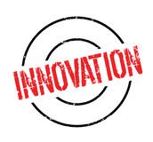 Innovation rubber stamp Royalty Free Stock Photography