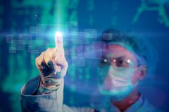 Innovation in science Stock Photography