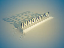 Innovation = Success Stock Photography