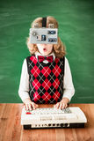 Innovation technology and education concept Stock Photo