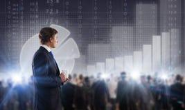 Innovationen im Geschäft Stockfoto