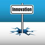 innovationplatta Arkivfoto