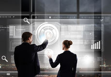Innovations de technologie Images stock