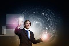 Innovations de technologie Images libres de droits
