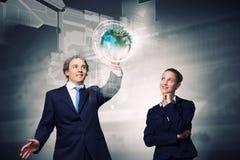 Innovations de technologie Image libre de droits