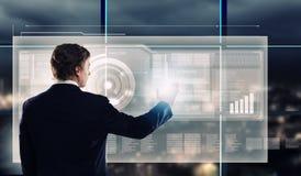 Innovations de technologie Image stock