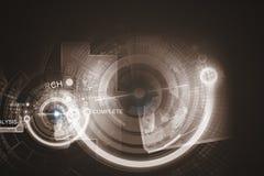 innovativa teknologier Arkivfoto